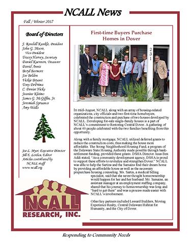 NCALL News